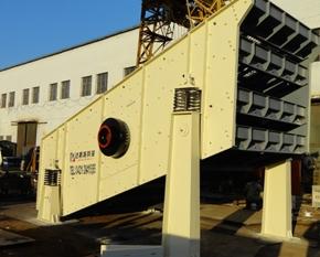 Crushing and screening equipment
